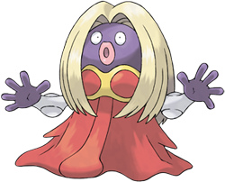 Who's that Pokemon? It's Jynx! Who's that retarded, lackey blog? It's Metsblog!
