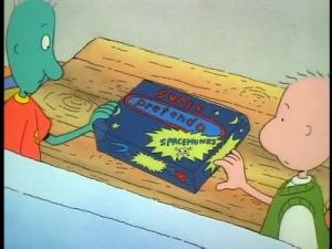 Skeeter is Marlins-colored.