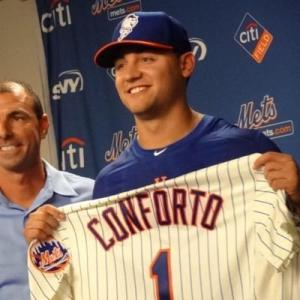Conforto needs to be higher up in the lineup