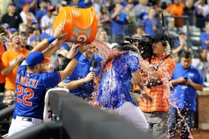 Bathing in gatorade is better than bathing in your own tears.