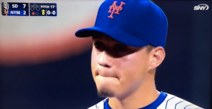 There's no crying in baseball!