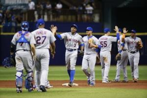 Mets win...again!?